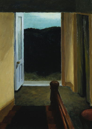 7th_grade_stairway_by_edward_hopper_in_1949