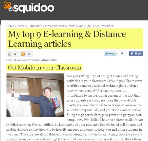 Squidoo_page_lens_capture_top_9_elearning