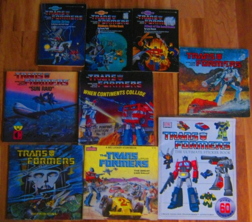 My_transformer_comic_collection_022